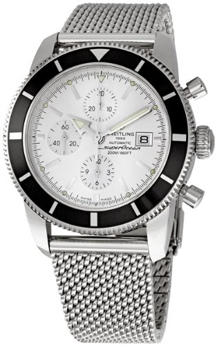 Breitling Men's BTA1332024-G698SS Superocean Heritage Chronographe Chronograph Watch