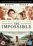 DVD - The Impossible [DVD] [2013]