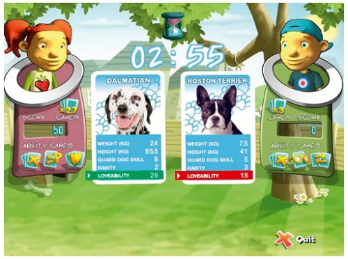 Top Trumps Adventures Dogs and Dinosaurs Vol.2 galerija