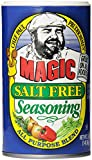 Chef Paul Prudhommes Magic Seasoning Blends ~ Magic Salt Free Seasoning, 5-Ounce Canister