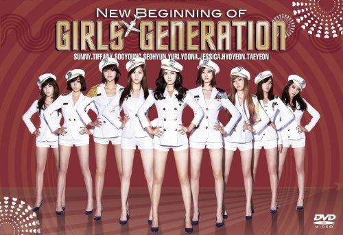 少女時代到来 ~来日記念盤~ New Beginning of Girls' Generation [DVD] [DVD] (2010) 少女時代
