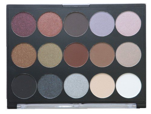 15 Shade Eye Shadow Palette Neutral