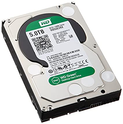 WD (WD50EZRX) 5TB Internal Hard Disk