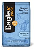 Eagle Pack Natural Dry Dog Food, Reduced Fat Pork, Chicken & Fish Meal Formula, 30-Pound Bag