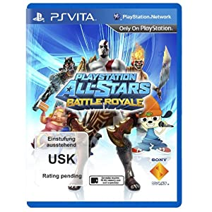product photo for PlayStation All-Stars Battle Royale