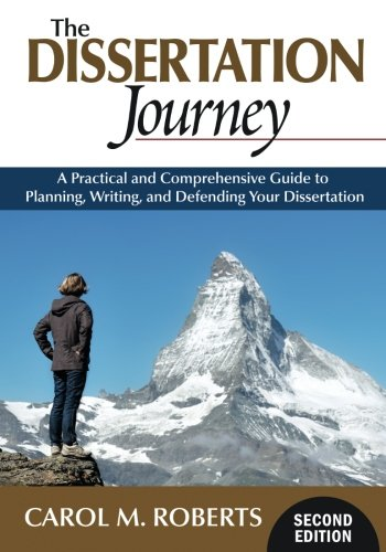 The Dissertation Journey : A Practical and Comprehensive Guide to ...