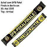 Borussia Dortmund DFB Pokal Finale 2015 Schal