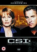 CSI: Las Vegas - Complete Season 1 [DVD]