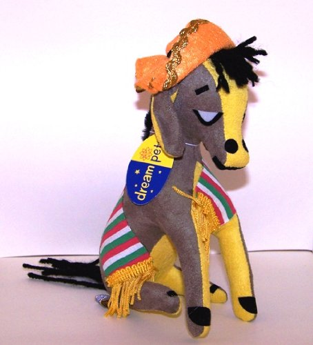 Dakin Dream Pets Pancho the Donkey Plush - 1