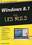 Windows 8.1 M�gapoche pour les Nuls