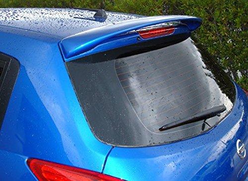 DAR Spoilers FG-069p 2006-2013 Nissan Versa Hatchback Post No Light Spoiler44; Painted (Nissan Versa 2012 Spoiler compare prices)