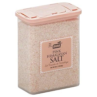 Badia Pink Himalayan Salt, 8 oz