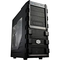 Cooler Master HAF 912 Combat Gaming Computer Cabinet with Side Window