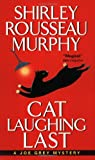 Cat Laughing Last: A Joe Grey Mystery (0061015628) by Murphy, Shirley Rousseau