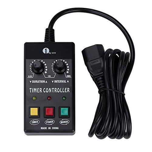 [1byone O00QT-0388 Fog Machine Wired Timer Remote Controller] (Party Fog Machine)