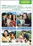 Turner Classic Movies: Greatest Classic Films Collection (Lassie Come Home / Hills of Home / Courage of Lassie / Son of Lassie) (Bilingual)
