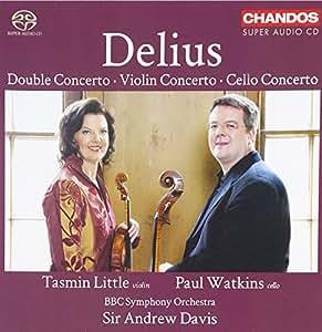 Delius: Double Concerto; Violin Concerto; Cello Concerto