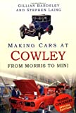 Gillian Bardsley Making Cars at Cowley