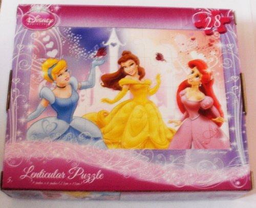 Cheap Cardinal Disney Princess 29 Piece Lenticular Puzzle (B0041RTPNQ)