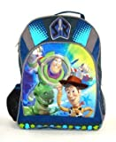 Disney Toy Story Backpack ~ Full Size Large ~ Buzz Lightyear, Woody & Rex