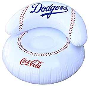Los Angeles Dodgers Kids Inflatable Chair 2014 Sga by LA DODGERS