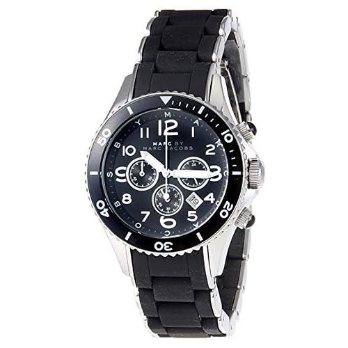 [マークバイマークジェイコブス] MARC BY MARC JACOBS 腕時計 Marine マリン Rock40 Chrono ロック40 クロノ MBM2551 ユニセックス [並行輸入品]