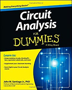 Circuit Analysis For Dummies by For Dummies
