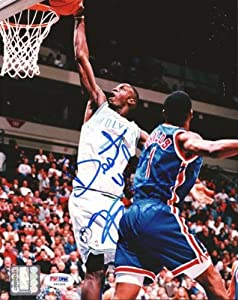 Kevin Garnett Autographed Hand Signed 8x10 Photo Timberwolves PSA DNA #S40308 by Hall of Fame Memorabilia