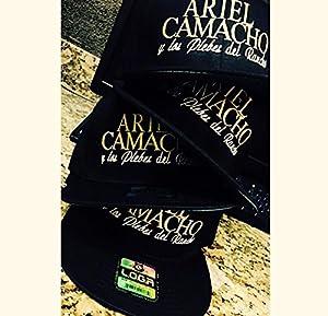 Amazon.com : Ariel Camacho Y Los Plebes Del Rancho NEW Gorra, Cachucha