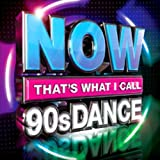 NOW That's What I Call 90s Dance by Various Artists (2012) Audio CD