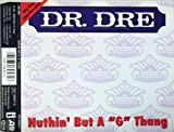 Nuthin' but a 'g' thang [Single-CD]