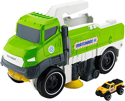 Matchbox Sweep n' Keep Truck (Street Sweeper Truck compare prices)