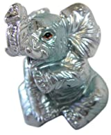 Ganz Decorative Elephant Figurine - Tiny Ganz Zoo Animal Figurine