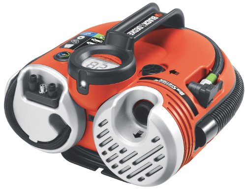 Black & Decker ASI500 12-Volt Cordless Air Station