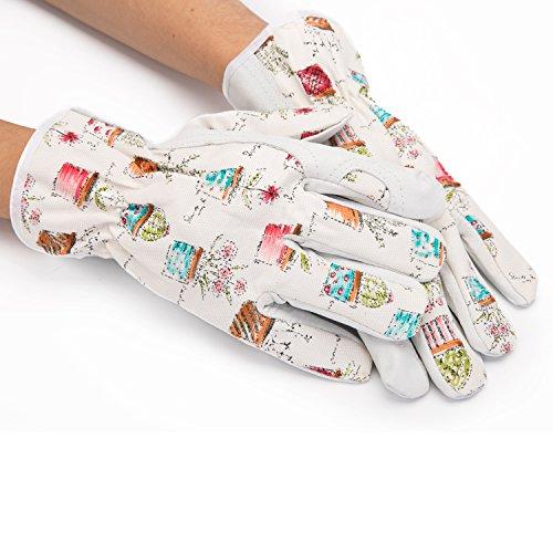 worth-garden-95in-leather-canvas-plain-end-women-gardening-glove-safe-protective-wear-zero-profit-pr