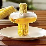 GetTen New One-Step Corn Kerneler Silver