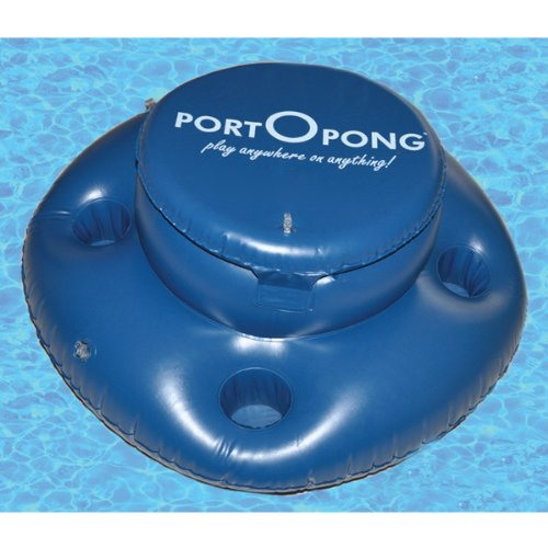 PortOPong Inflatable Floating Drink Cooler