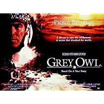 GREY OWL ORIGINAL MOVIE POSTER