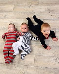 The Essential One - Pijama para bebé - Paquete de 3 - ESS109 por The Essential One en BebeHogar.com