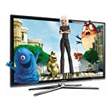 Samsung PS50C680G5 50-inch Widescreen Full HD 1080p Crystal Design Plasma 3D Ready TV with FreeviewHD