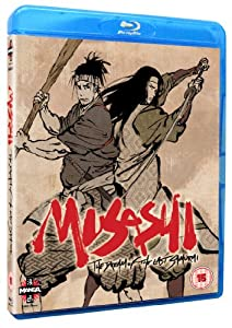 Musashi - The Dream of The Last Samurai [Blu-ray]