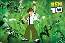 Ben 10 Entertainment Poster Print, 36x24