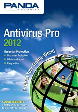 Panda Antivirus Pro 2012 1 PC [Download]