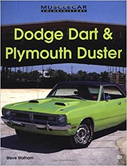 Dodge Dart and Plymouth Duster (Muscle Car Color History) Paperback