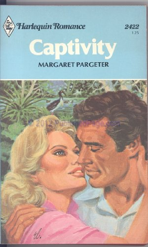 Harlequin Romance Book Cover : Captivity harlequin romance