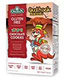 OrgraN Outback Animals Chocolate Cookies, 6.2-Ounce Boxes (Pack of 8)