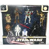 Disney Star Wars Collectible Figures Toy Playset Theme Park Exclusive (Darth Vader)