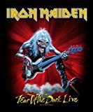 IRON MAIDEN IRON MAIDEN FEAR OF THE DARK LIVE Backpatch