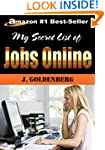 My Secret List of Jobs Online: Work f...