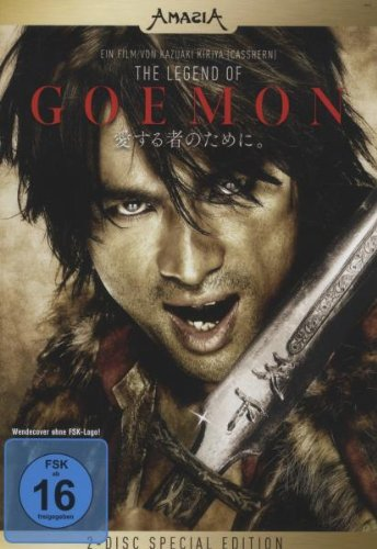 The Legend of Goemon [Special Edition] [2 DVDs]